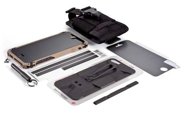 Element Case Sector Black Ops Elite Iphone Case on Iphone Charging Cable
