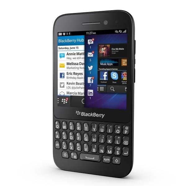 BlackBerry Q5 smartphone comes in multiple gorgeous colors  and will