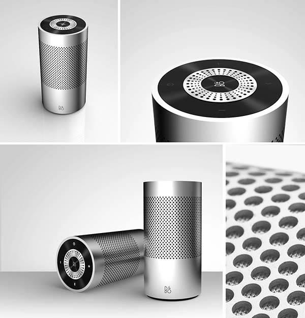 concept b o ao airplay portable bluetooth speaker gadgetsin. Black Bedroom Furniture Sets. Home Design Ideas