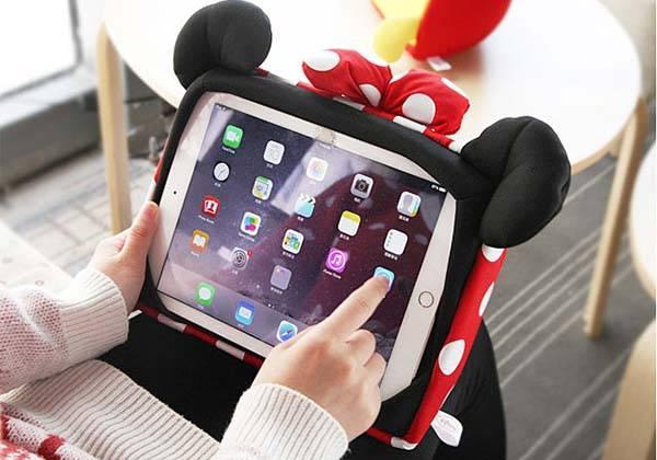 Cute Disney Cartoon Pillow Ipad Stand Gadgetsin