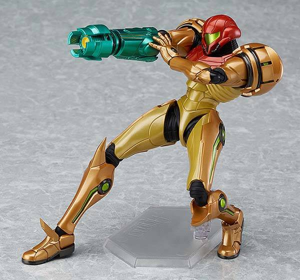 Metroid Prime Figma Painted Custom